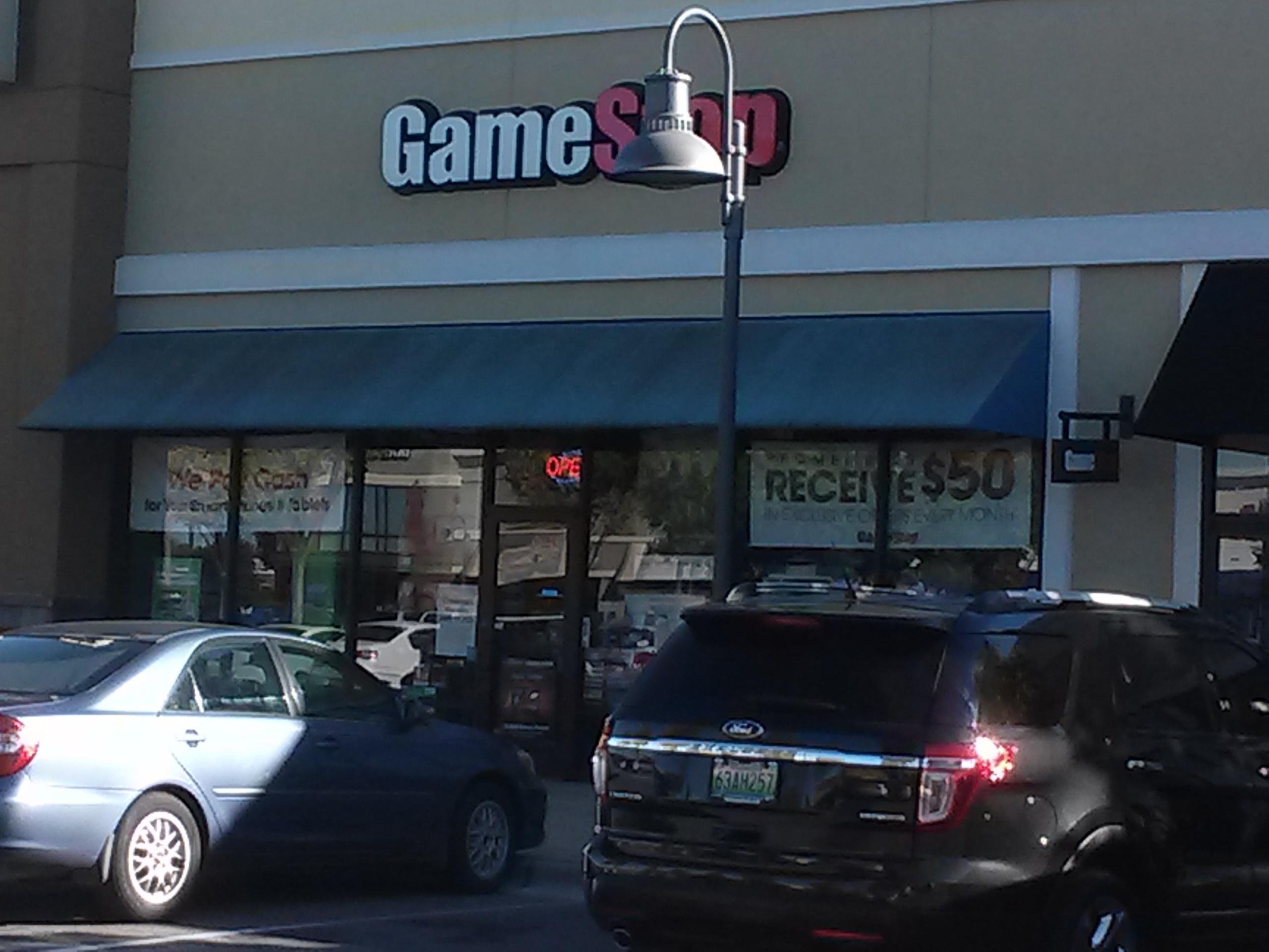 gamestop company history