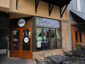 Shot From Epiphany Cafe on Greensboro Ave. in Tuscaloosa, AL