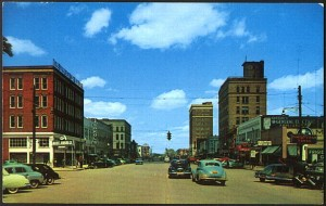 Image of Greensboro Avenue in the 1950s as seen on http://www.rootsweb.ancestry.com/~altuscal/visual/