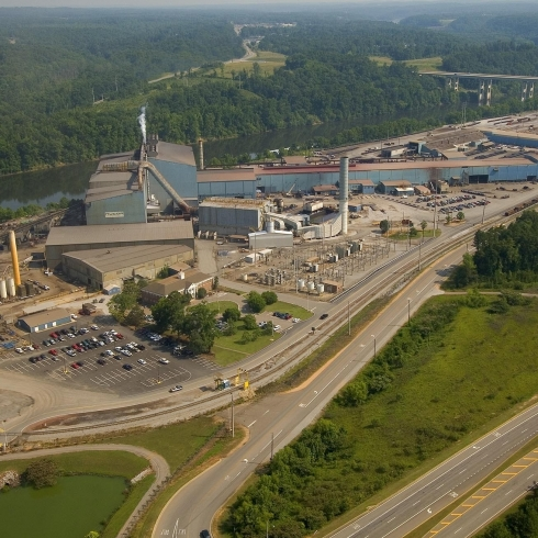 Nucor Steel Environmental History