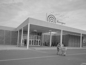 Target storefront in 1962.  Credit: usatoday.com