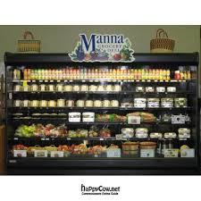 Fresh deli options in Manna Grocery and Deli. Credit: happycow.net