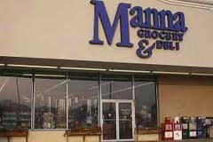 Manna store front off McFarland Boulevard in Tuscaloosa, AL.