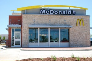 McDonald's 15th Street Tuscaloosa, AL location 2014