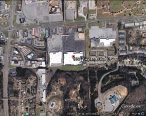 Picture of Walmart in Tuscaloosa, Alabama